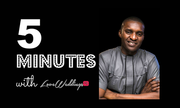 5 Minutes With … Kenneth | Okolie Kenneth Photography
