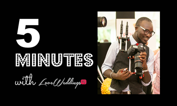 5 minutes with Oluseye Samuel - Onalaja Samon Films LoveweddingsNG