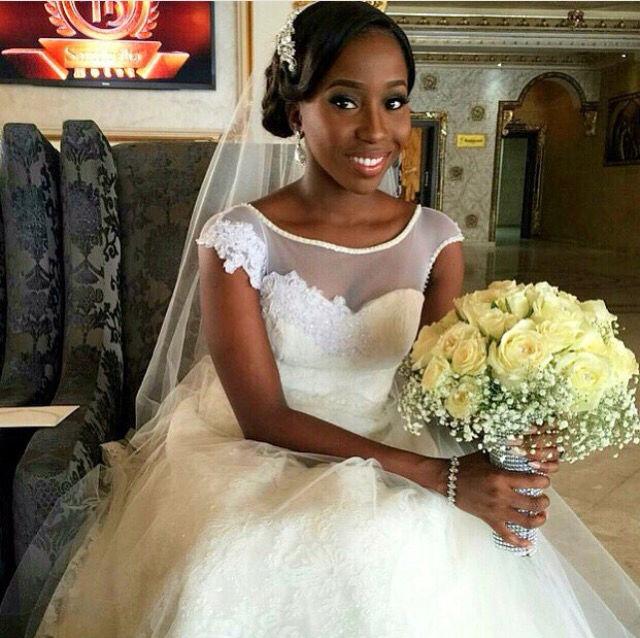 Adanma Ohakim and Amaha White Wedding LoveweddingsNG4