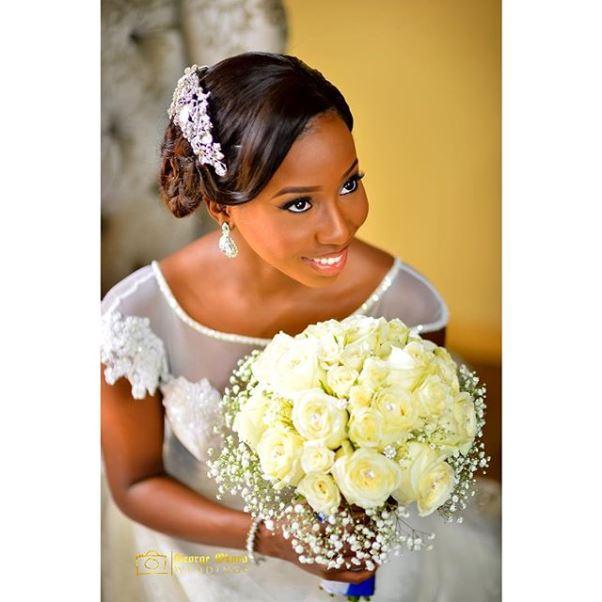 Adanma Ohakim and Amaha White Wedding LoveweddingsNG5