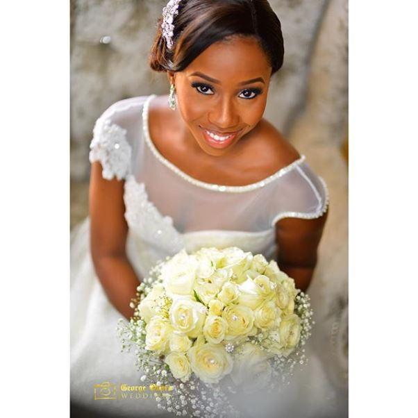 Adanma Ohakim and Amaha White Wedding LoveweddingsNG7