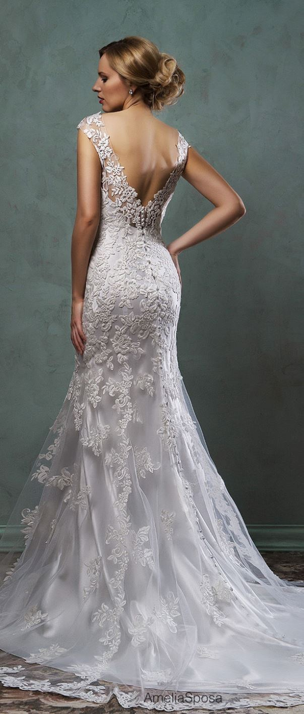 Amelia Sposa 2016 Bridal Collection LoveweddingsNG1