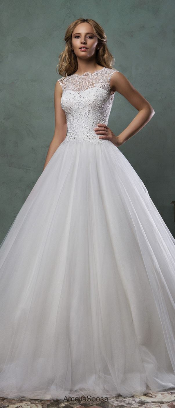 Amelia Sposa 2016 Bridal Collection LoveweddingsNG17