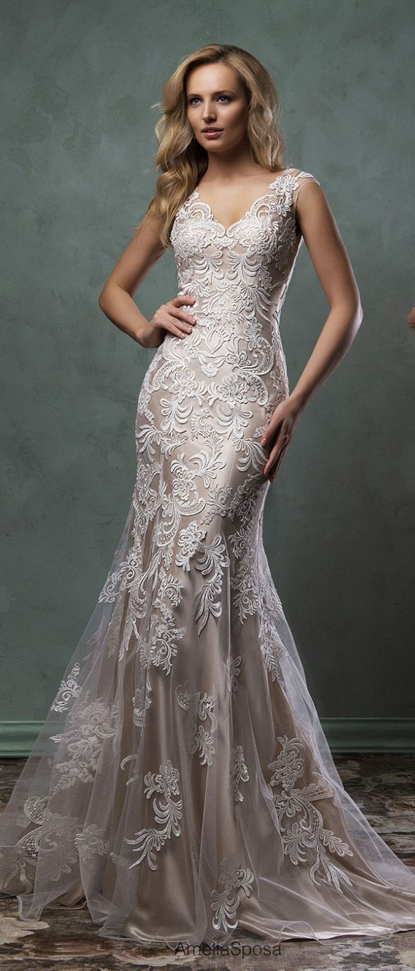 Amelia Sposa 2016 Bridal Collection LoveweddingsNG21