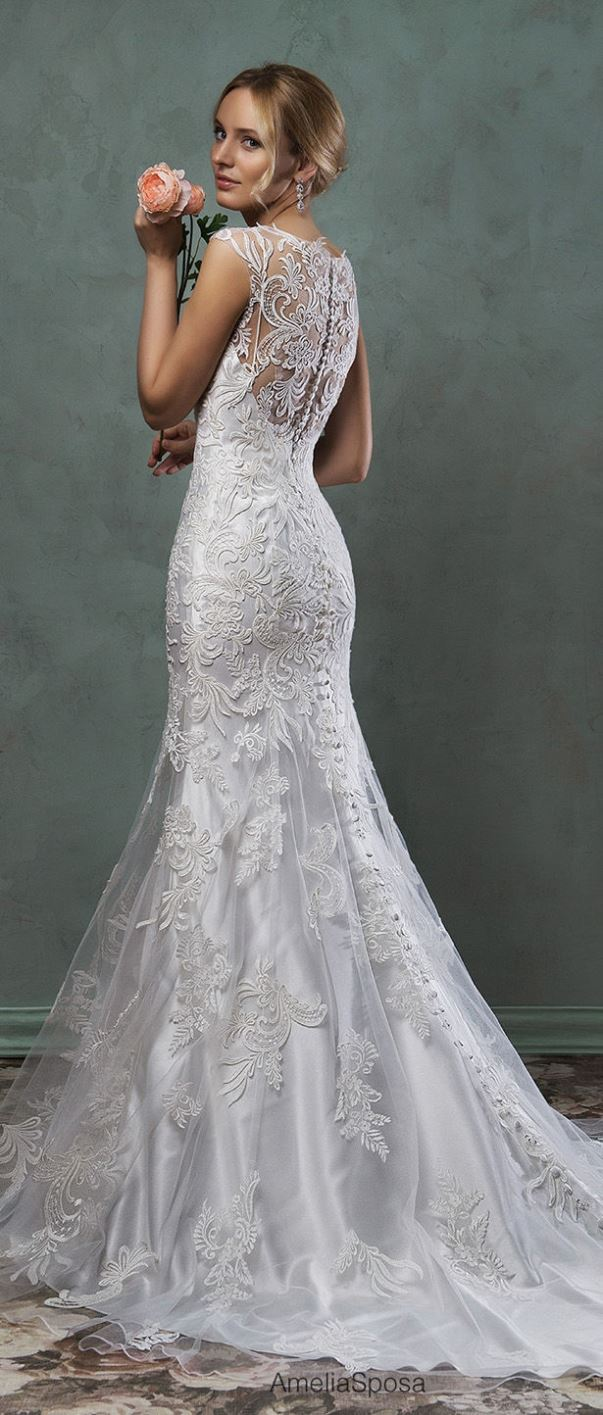 Amelia Sposa 2016 Bridal Collection LoveweddingsNG22