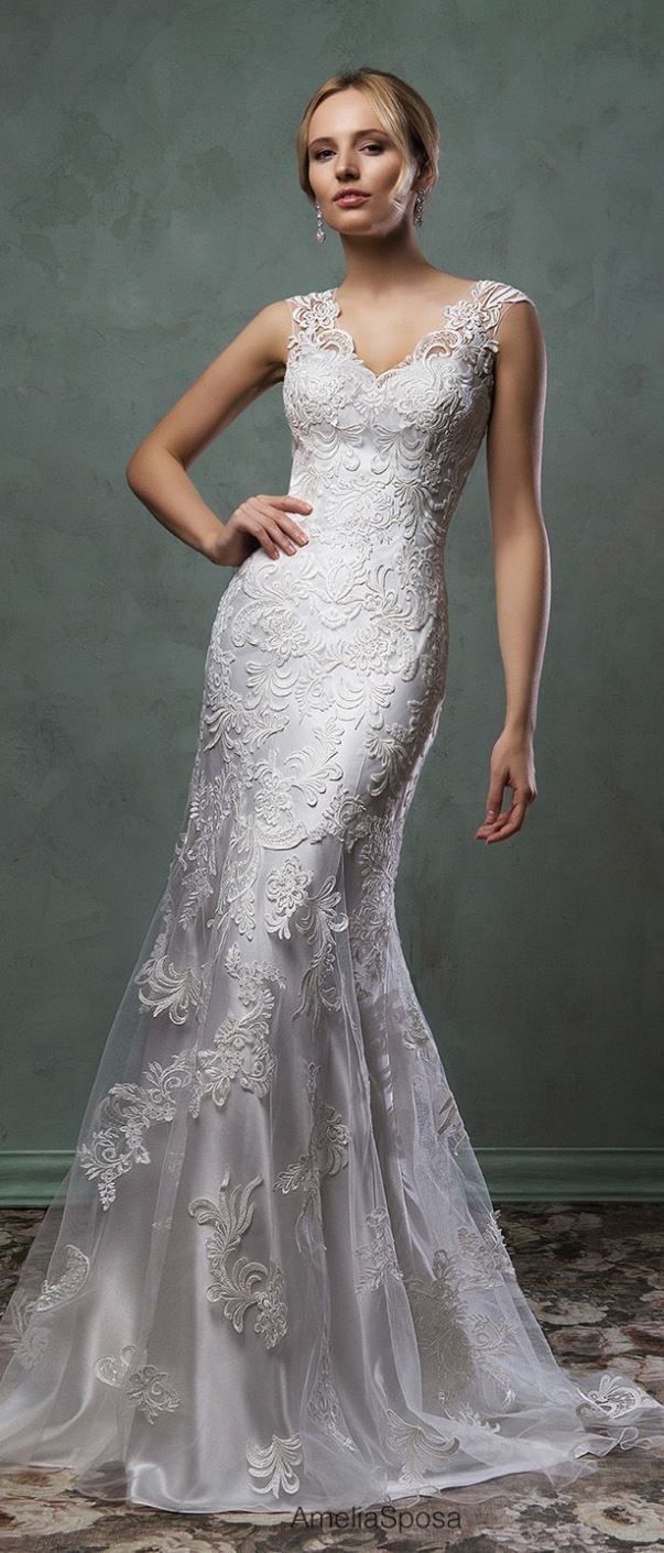 Amelia Sposa 2016 Bridal Collection LoveweddingsNG23