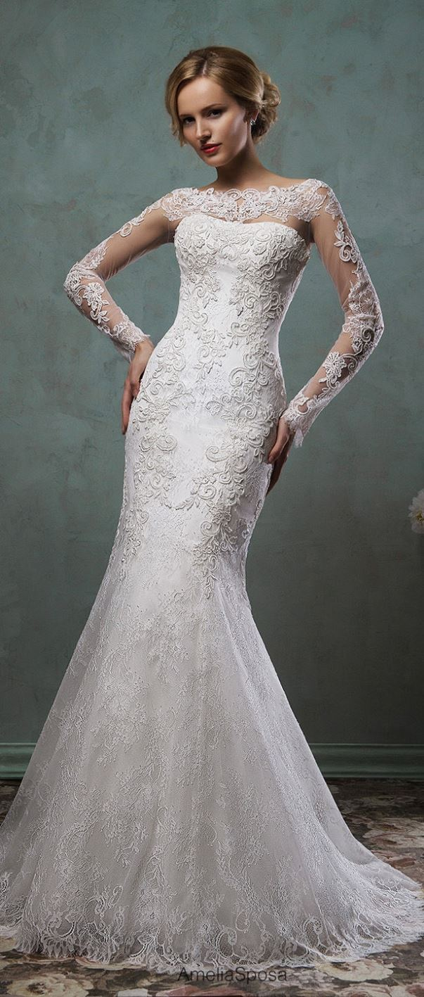 Amelia Sposa 2016 Bridal Collection LoveweddingsNG3