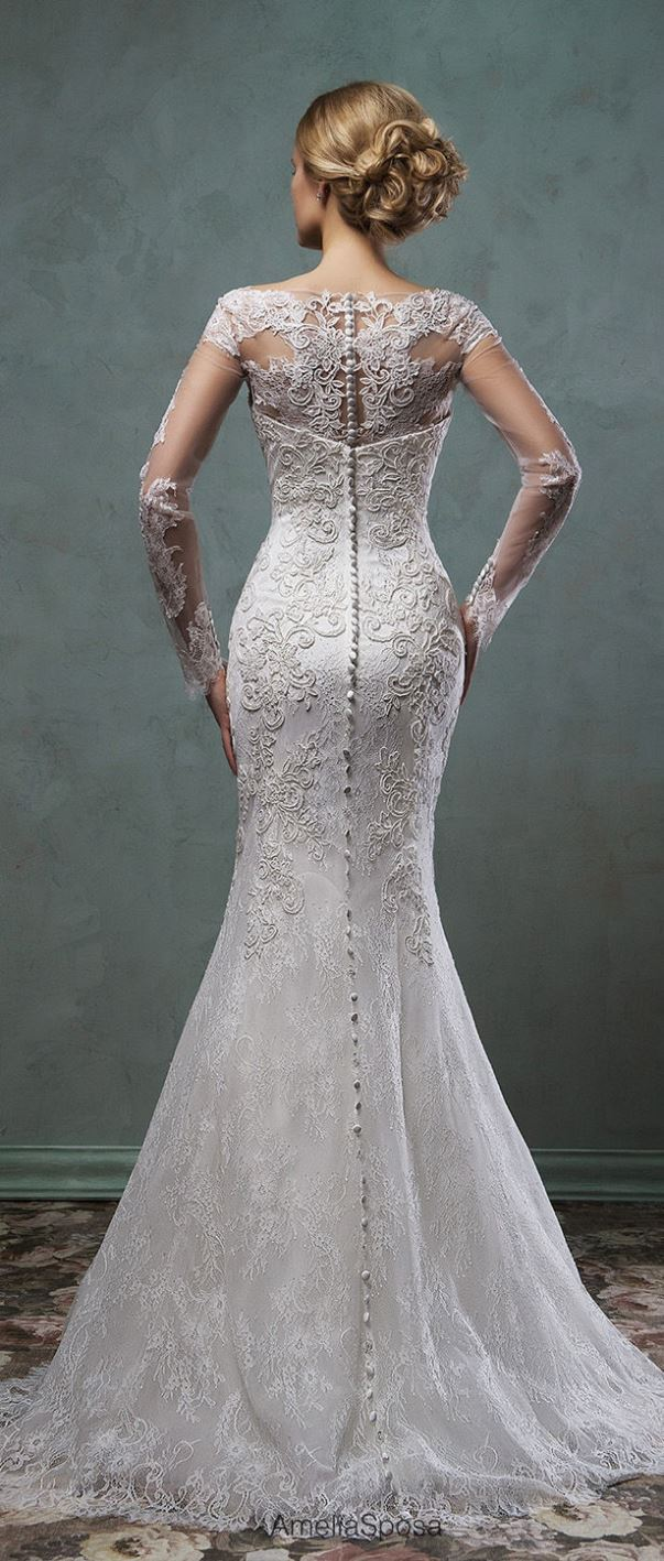 Amelia Sposa 2016 Bridal Collection LoveweddingsNG4