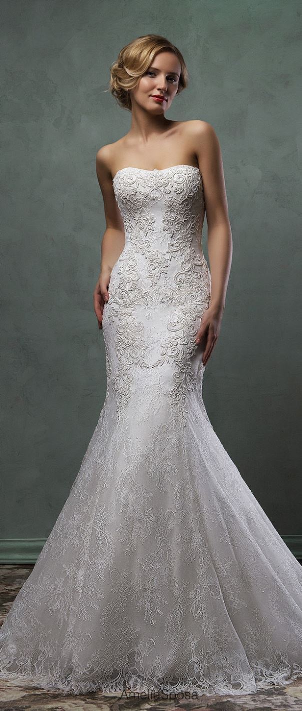 Amelia Sposa 2016 Bridal Collection LoveweddingsNG5