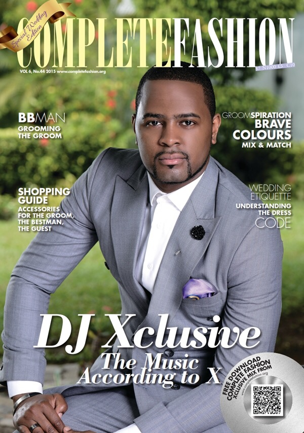 DJ Xclusive Complete Fashion
