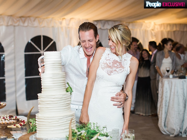 Florida  Georgia Line Singer - Tyler Hubbard weds Hayley Stommel LoveweddingsNG8