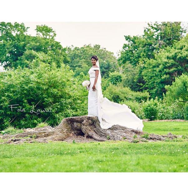Gbenro Ajibade Osas Ighodaro White Wedding LoveweddingsNG20