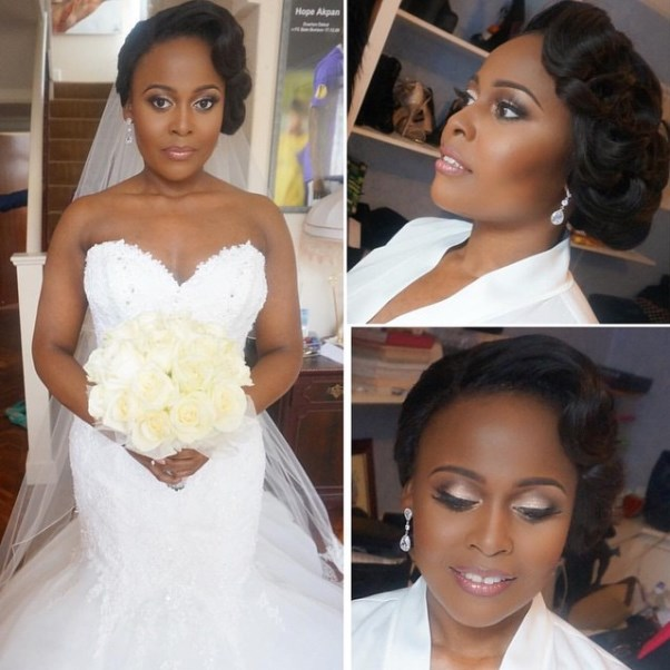 Gideon Yobo weds Blessing Akpan LoveweddingsNG1