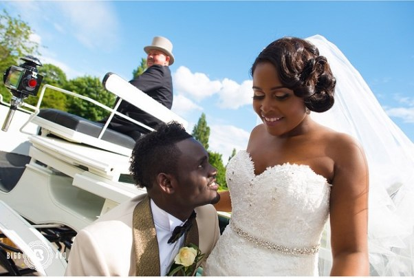 Gideon Yobo weds Blessing Akpan LoveweddingsNG11