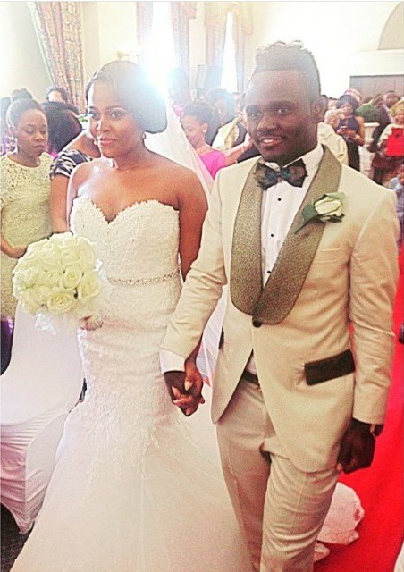 Gideon Yobo weds Blessing Akpan LoveweddingsNG13