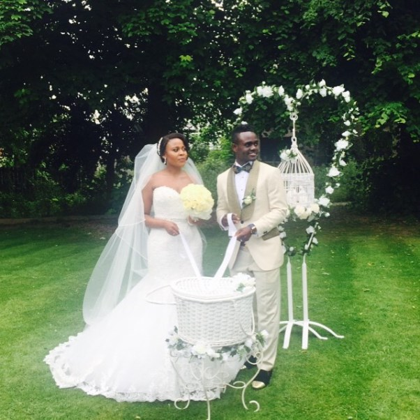 Gideon Yobo weds Blessing Akpan LoveweddingsNG17