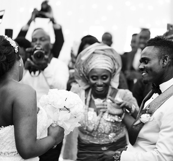 Gideon Yobo weds Blessing Akpan LoveweddingsNG18