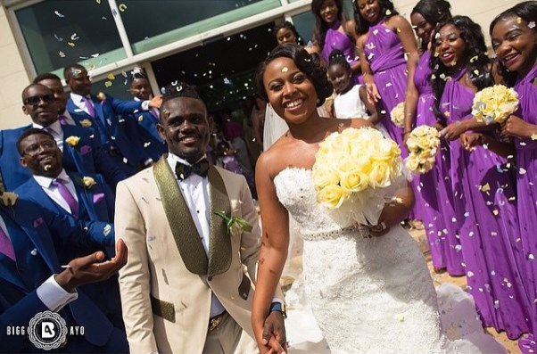 Gideon Yobo weds Blessing Akpan LoveweddingsNG3