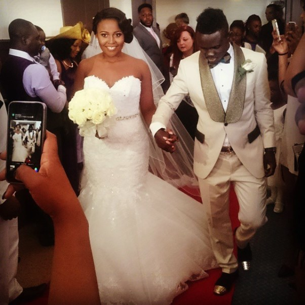 Gideon Yobo weds Blessing Akpan LoveweddingsNG9
