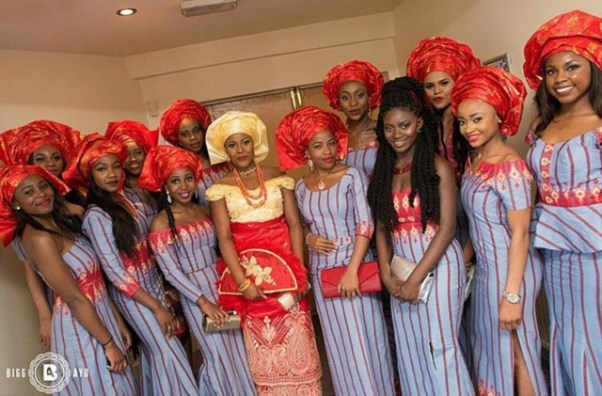 Gideon Yobo weds Blessing Akpan Traditional Wedding LoveweddingsNG
