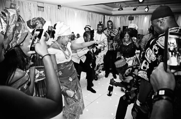 Gideon Yobo weds Blessing Akpan Traditional Wedding LoveweddingsNG11