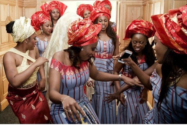 Gideon Yobo weds Blessing Akpan Traditional Wedding LoveweddingsNG17