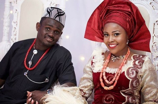 Gideon Yobo weds Blessing Akpan Traditional Wedding LoveweddingsNG3