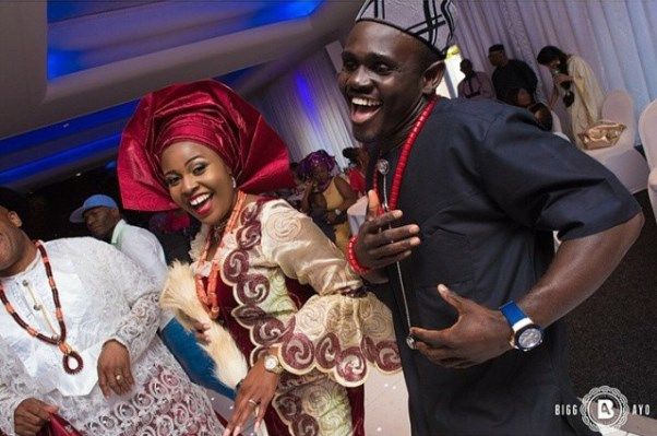 Gideon Yobo weds Blessing Akpan Traditional Wedding LoveweddingsNG4