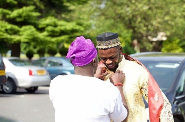 Gideon Yobo weds Blessing Akpan Traditional Wedding LoveweddingsNG8