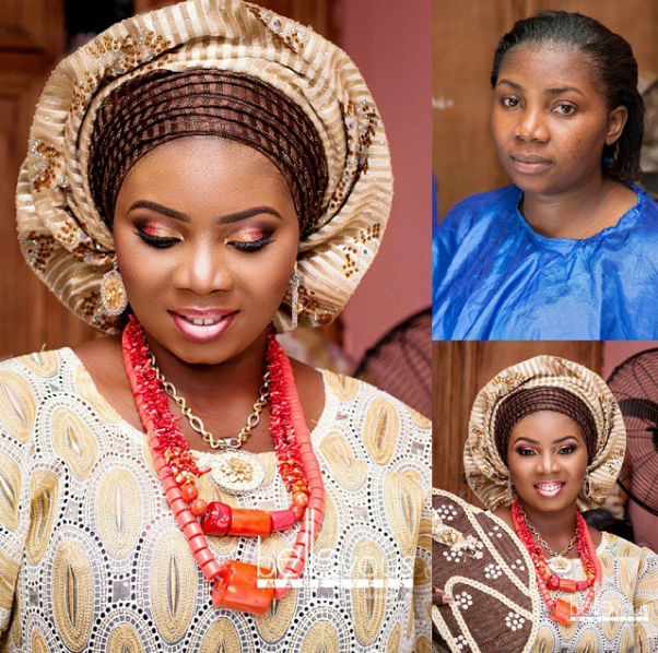 LoveweddingsNG Before and After Bellevous Makeovers1