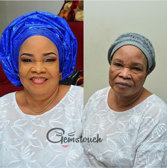 LoveweddingsNG Before and After - Gemstouch