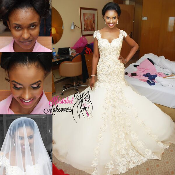 LoveweddingsNG Before and After - Kristabel Makeovers1
