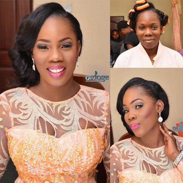 LoveweddingsNG Before and After - Omoge adumaradan