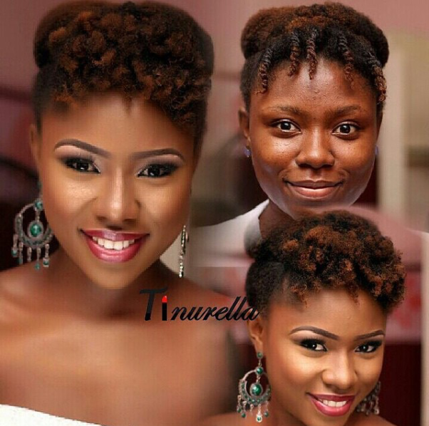 LoveweddingsNG Before and After - Tinurella