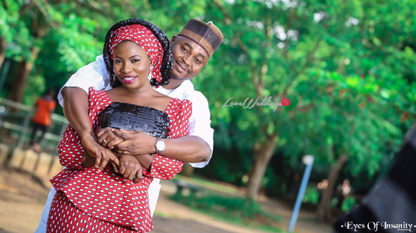 LoveweddingsNG Bilqis & Olajide Prewedding Maître D' Events1