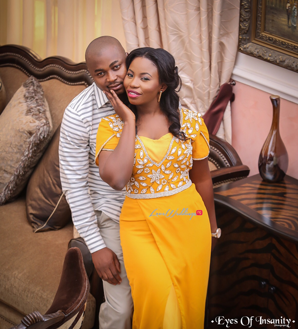 LoveweddingsNG Bilqis & Olajide Prewedding Maître D' Events11