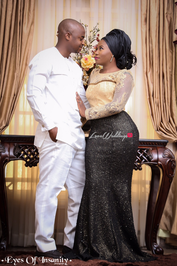 LoveweddingsNG Bilqis & Olajide Prewedding Maître D' Events12