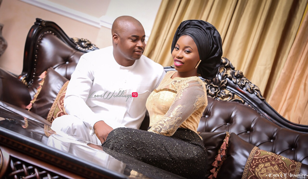 LoveweddingsNG Bilqis & Olajide Prewedding Maître D' Events3