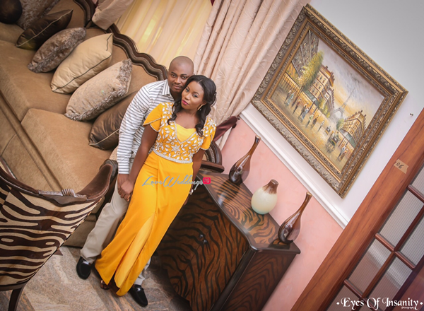 LoveweddingsNG Bilqis & Olajide Prewedding Maître D' Events4