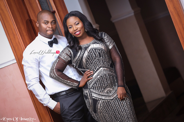 LoveweddingsNG Bilqis & Olajide Prewedding Maître D' Events5