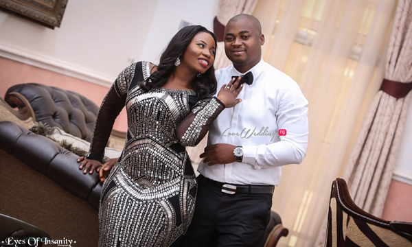 LoveweddingsNG Bilqis & Olajide Prewedding Maître D' Events6