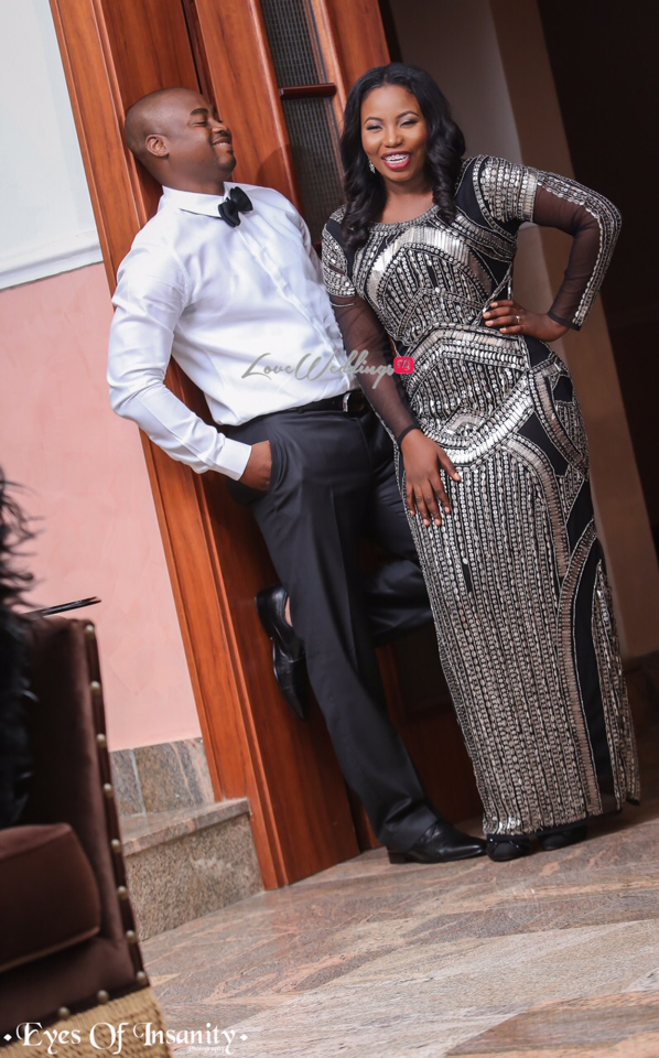 LoveweddingsNG Bilqis & Olajide Prewedding Maître D' Events7