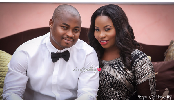 LoveweddingsNG Bilqis & Olajide Prewedding Maître D' Events8