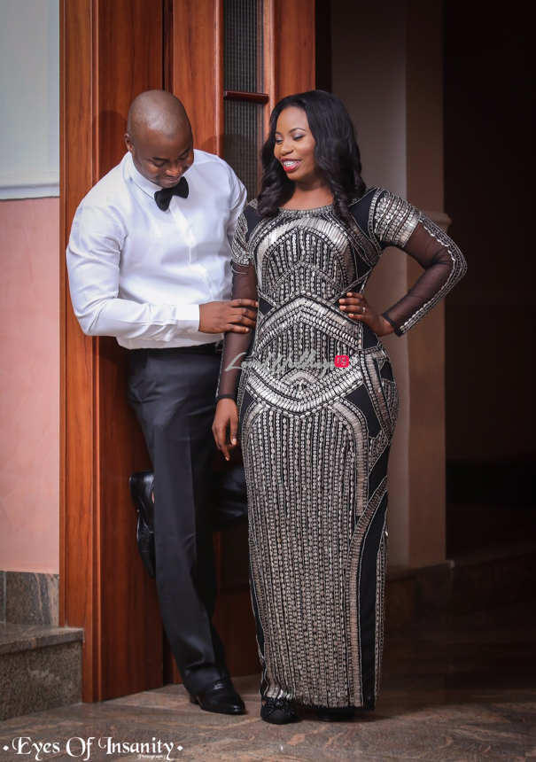 LoveweddingsNG Bilqis & Olajide Prewedding Maître D' Events9