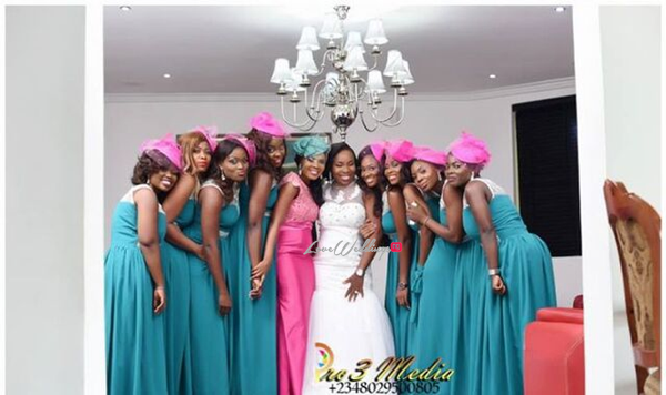 LoveweddingsNG Funmi and Ovie White Wedding1