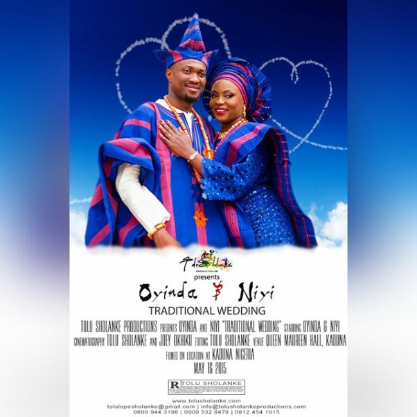 LoveweddingsNG #Ndizzle2015 Traditional Wedding