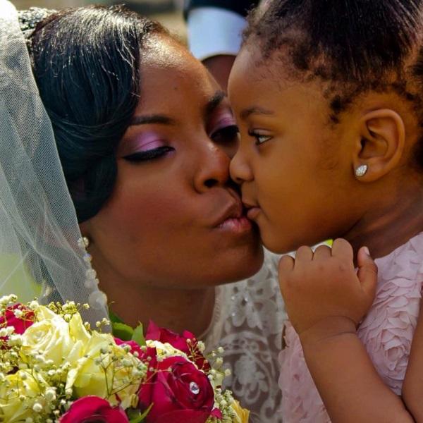 Loveweddingsng Love Oyedepo weds Stephen Ogah