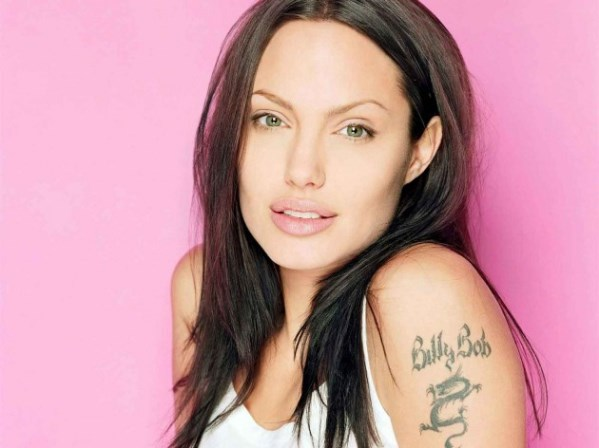 Loveweddingsng Tattoo - Angelina Jolie Billy Bob