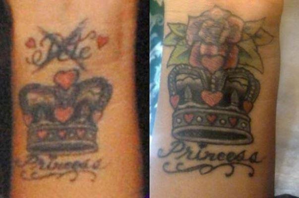 Loveweddingsng Tattoo - Katie Price Peter Andre1