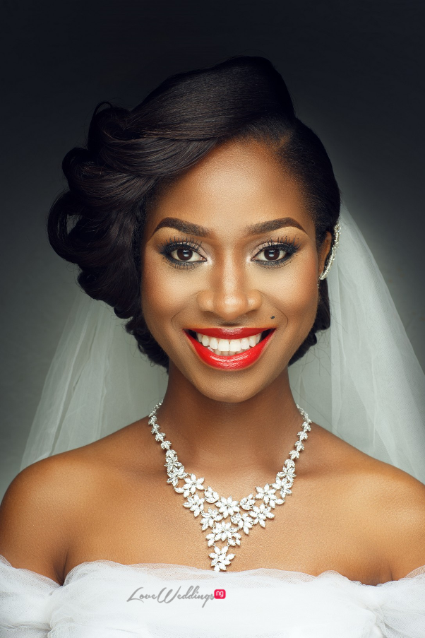 Nigerian Bridal Hair Inspiration Uniqueberry Hair - LoveweddingsNG6